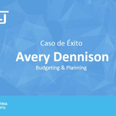 Caso de éxito Avery Dennison